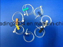 for Europe Disposable 20g 21g 22g 23G Scalp Vein Set pictures & photos