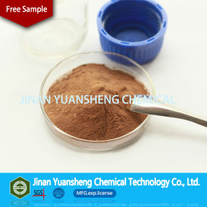 Wood Pulp Calcium Lignosulfonate pH 10-12 Concrete Superplasticizer pictures & photos
