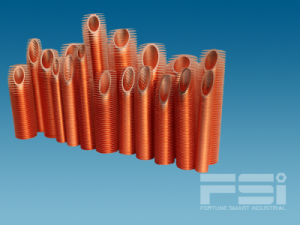Copper Finned Tube 821 pictures & photos