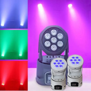 Mini American DJ Pocket LED Beam Moving Head Effect Lights pictures & photos