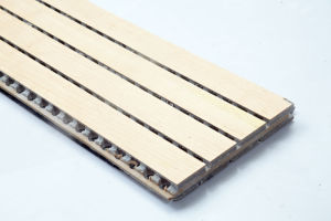 Composited Grooved Acoustic Panel (28/4)
