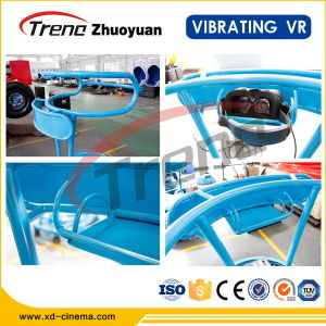 2015 Most Attractive Zhuoyuan Vibrating Vr Simulator pictures & photos