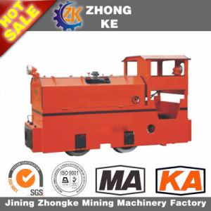 2016 High Quality Explosion Proof Mining Trolley Locomotive pictures & photos