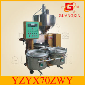 Automatic Temperature Controlled Integration Oil Press (YZYX70ZWY) pictures & photos