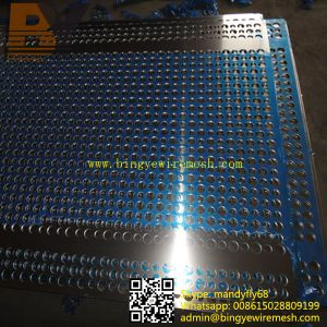 Perforated Metal Sheet Metal Fence pictures & photos