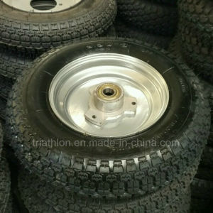 4.10-6 3.50-5 3.50-8 Tt/Tl Pneumatic Tire & Wheel pictures & photos
