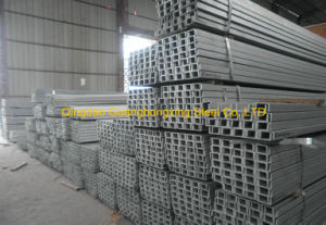 Q235 Hot Rolled Steel Channel Upn Upe U Channel pictures & photos