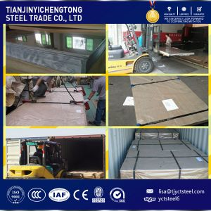 1.5mm Stainless Steel Sheet Ss304 316L 310S pictures & photos