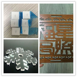CNC Router CO2/Fiber Laser Cutting Machine with Factory Price pictures & photos