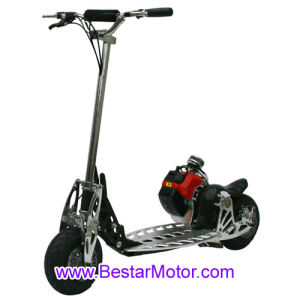 1-Speed Mini Gas Scooter with CE (GS-008C-1)