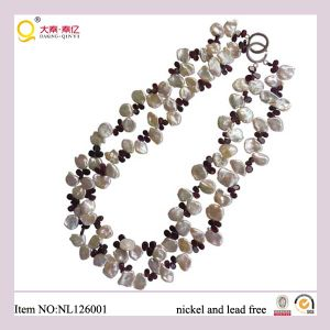 2013 Fashion Jewellery, Pearl Necklace, Crystal Necklace pictures & photos