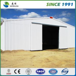 ISO 9000 Industrial Steel Buildings Factory pictures & photos