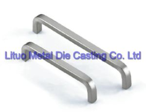 Aluminum Alloy Die Casting Hardware Metal Handle for Door/Steps pictures & photos
