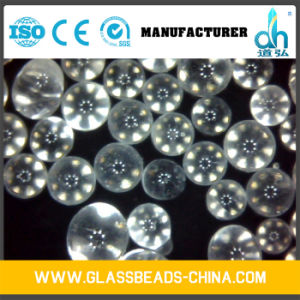 Clear Water Glass Beads for Road Marking in Egypt pictures & photos