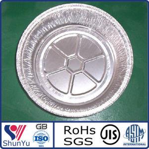 8011-H18 Aluminium Alloy Foil for Semi-Rigid Container (8011-H24)