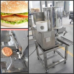 Professional Manufacture Patty Making Machine/Beef Meat Forming Machine pictures & photos