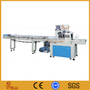 Topp-260 Plastic Pouch Pillow Packaging Machine pictures & photos
