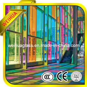 4-19mm Green/Bronze/Gray Reflective Glass with CE/ISO9001/CCC pictures & photos