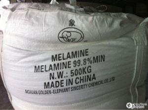 Melamine 99.8% with China Biggest Manufacturer