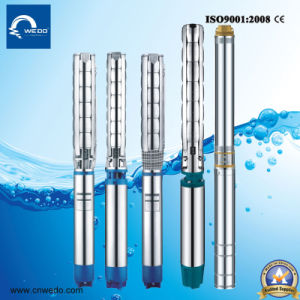 6sr Stainless Steel Submersible Deep Well Water Pump pictures & photos