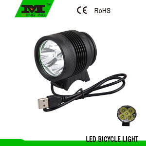Rechargeable 8800mAh 18650 5 CREE T6 LED Bike Light (MT-8613)