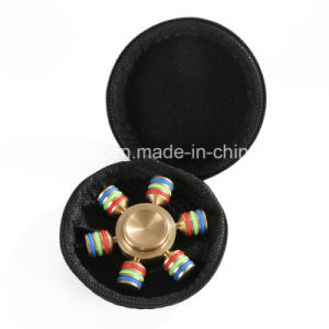 High Quality Wheel Finger Spinner Fidget Stress Hand Spinner pictures & photos