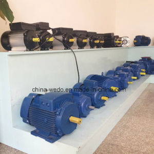 Y2 Series Cast Iron Three-Phase Asynchronous Induction Electric Motor with CE pictures & photos