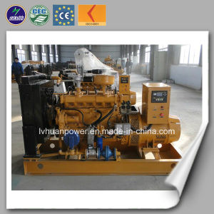 Houshold Electric 20kw Small Biogas Generator pictures & photos