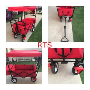Bollerwagen Foldable Transport Cart Hand Trolley Cart Trolley Cart pictures & photos