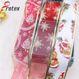 Decorative Christmas Ribbon pictures & photos