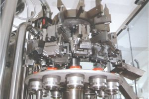 (KSF-80A-TA) Tube Filling and Sealing Machine pictures & photos