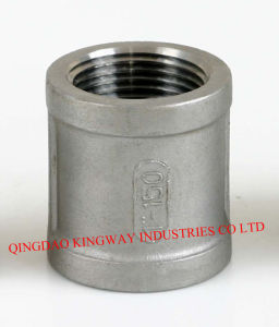 Stainless Steel Threaded Coupling.