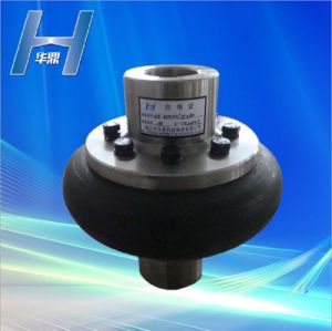 Chinese Supplier Rubber Flexible Tyre Coupling pictures & photos