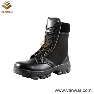 Steel Toe Cap Acid-Resistant Military Combat Boots (WCB020) pictures & photos