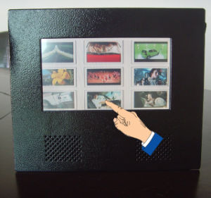 7inch Touch Screen LCD Advertising Player / Media Player (SY-T07)