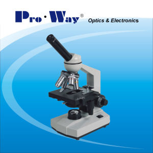 High Quality Monocular Education Biological Microscope (N-PW10D) pictures & photos