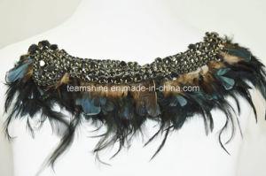 Grace Peacock Fur Necklace pictures & photos