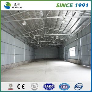 Prefabricated Steel Structure Warehouse /Steel Workshop, Steel Frame Houses pictures & photos