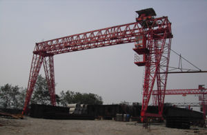 General Gantry Crane (QLM-3) with SGS pictures & photos