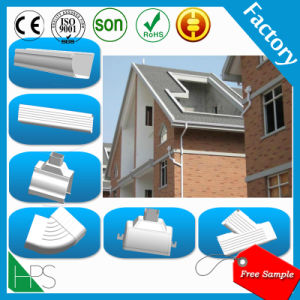 PVC Rain Water Collector Gutter Rain Pipe for Africa pictures & photos