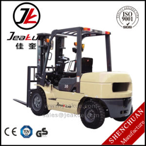 2017 New Model Nice Price for 3ton Diesel Forklift pictures & photos