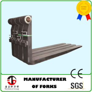 High Quality Shaft Pin Bar Type Forklift Forks pictures & photos