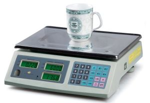 Good Quanlity Double Display Electronic Price Scale Counting Scales (A-802)