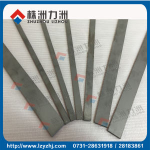 Sinter-Hip Unground Carbide Woodcutting Tool Strip