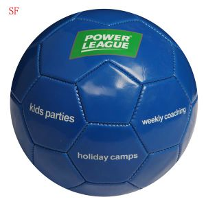 PVC Football Soccer Ball Promotional Ball pictures & photos