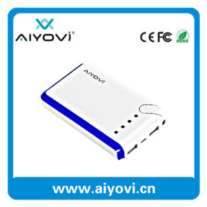 High Capacity Portable Power Bank for iPhone /iPod/iPad1/iPad2, The New Mobile Phones 11000mAh pictures & photos
