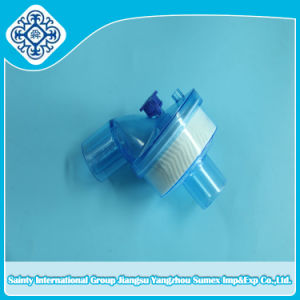 Disposable Anaesthesia Air / Bacteria Filter (Bend Type) pictures & photos