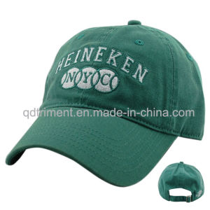 Sublimation Print Embroidery Cotton Twill Sport Baseball Cap (TMB0815) pictures & photos