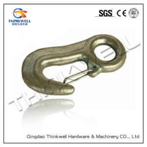 Forges Steel European Type Caw Tow Hook/Drawbar Hook pictures & photos