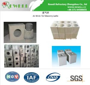 Air Brick for Masonry Ladle pictures & photos